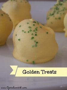 Golden Treats