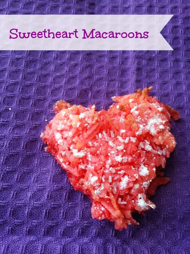 HeartMacaroons