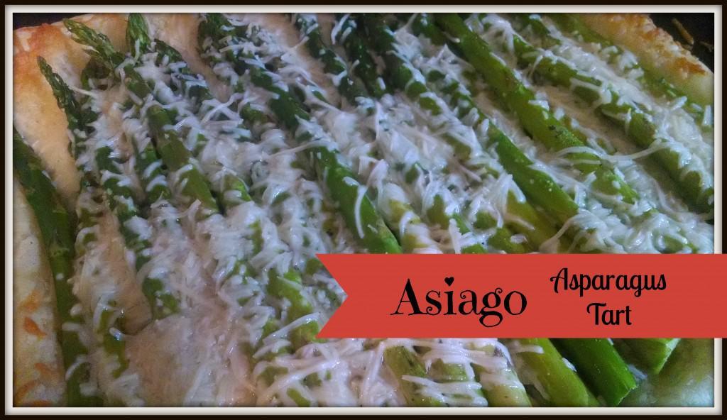 Asiago Tart