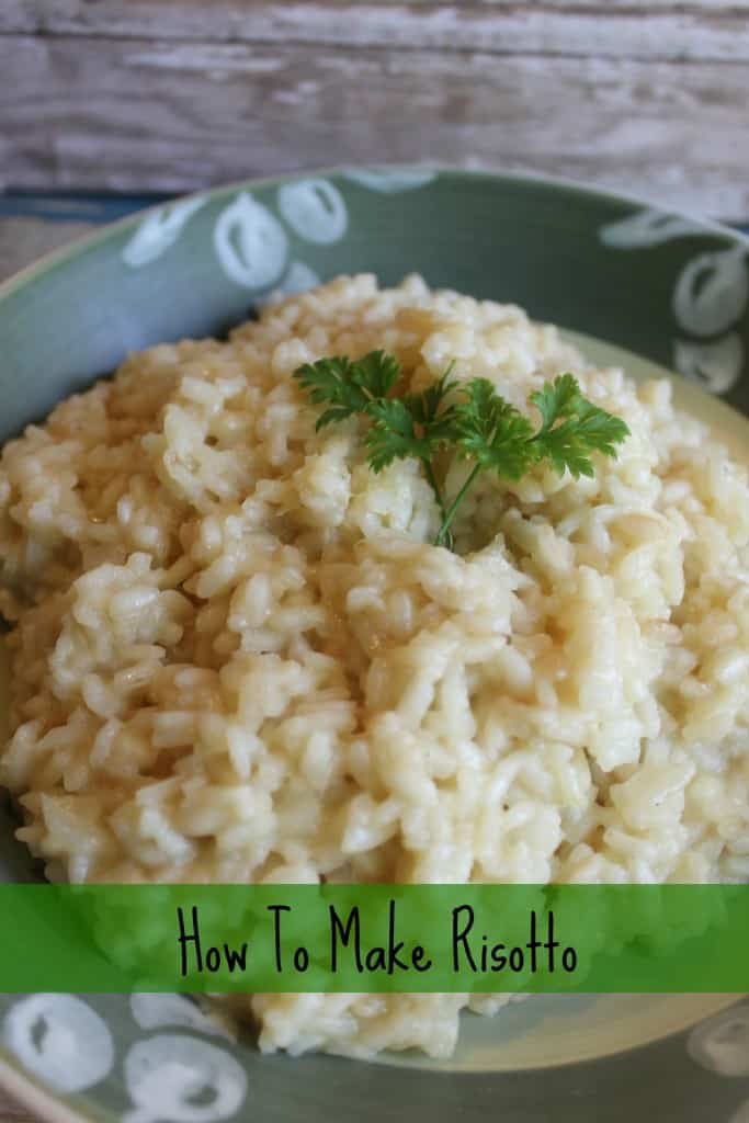 How To Make Risotto