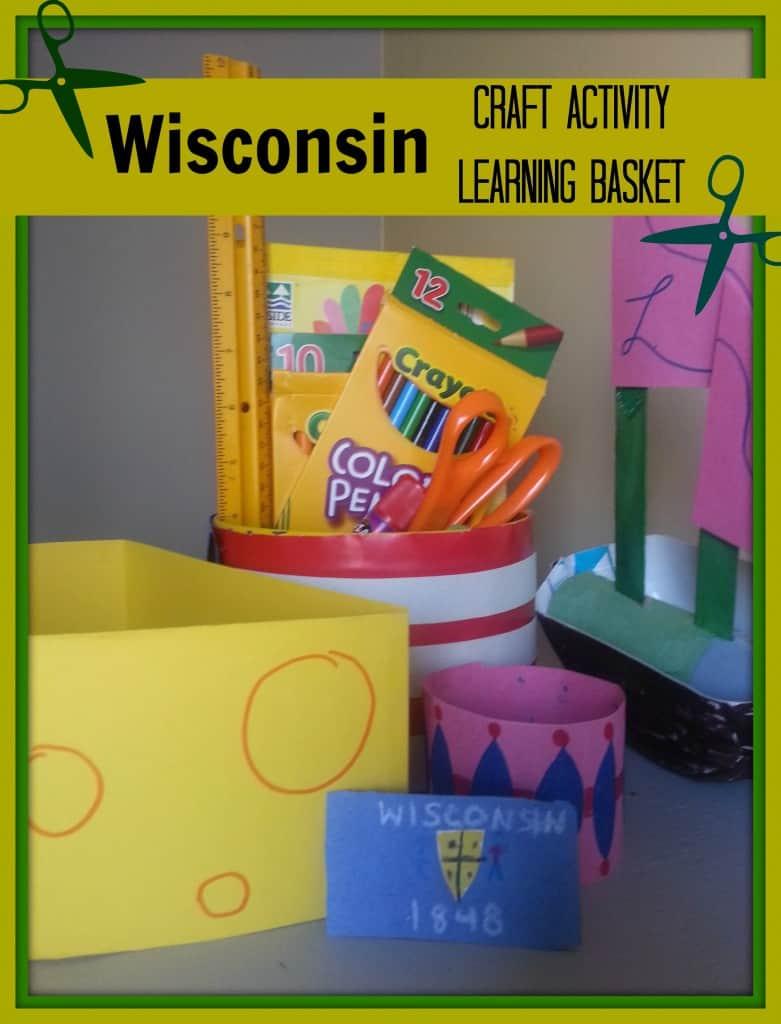 Wisconsin Craft Activity