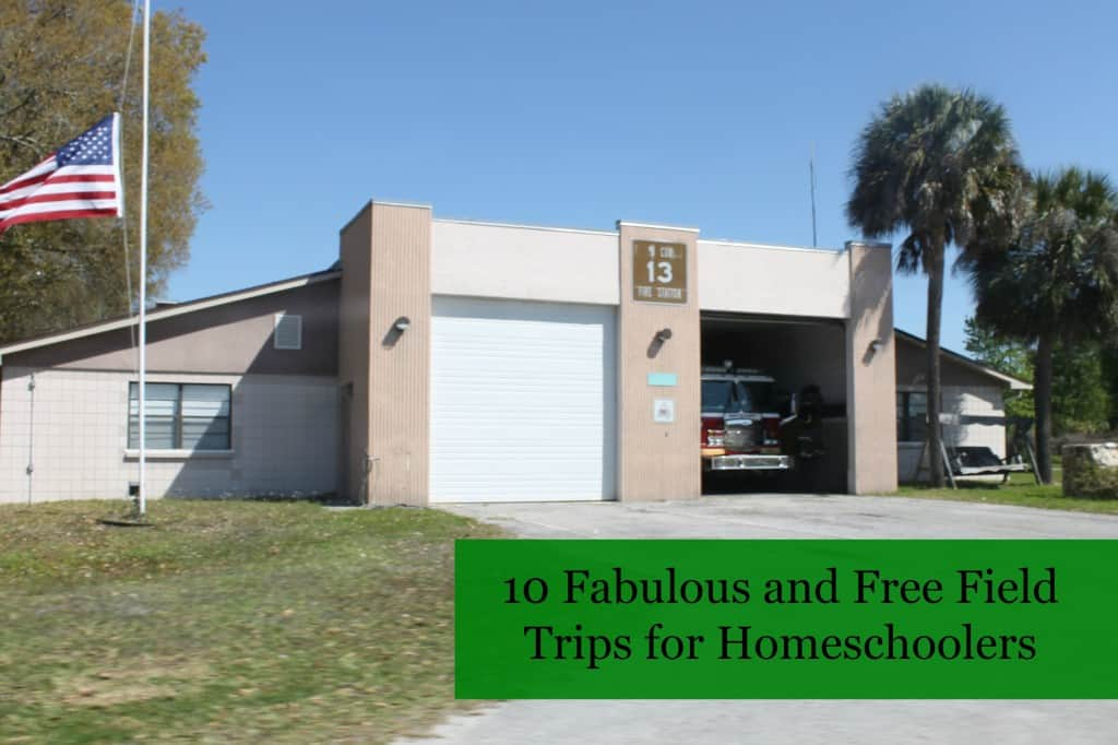 10 Fabulous and Free Field Trips for Homeschoolers