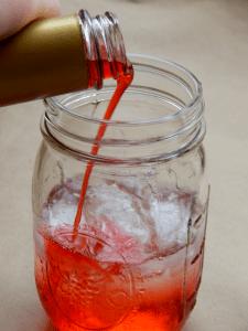 final raspberry italian soda process photo 3 reduced
