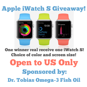 iwatch+giveaway
