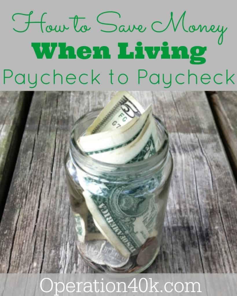 PayCheck to Paycheck Image