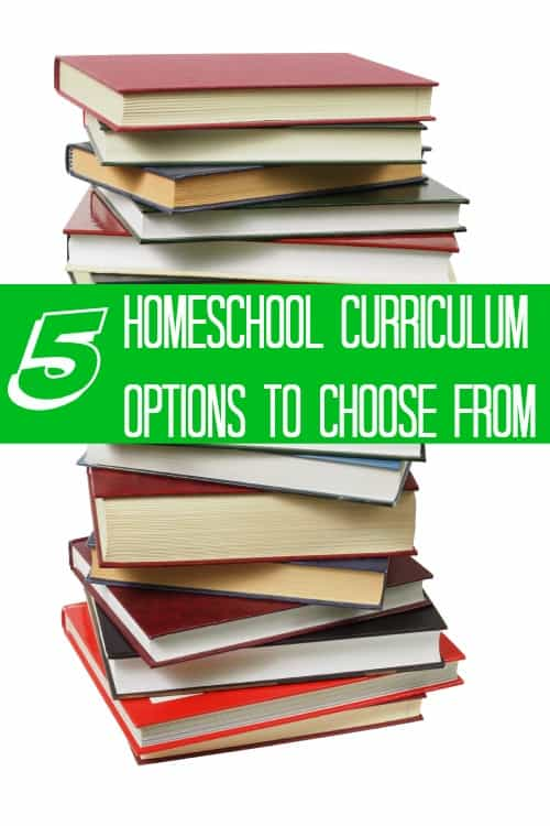 homeschool-curriculum-options