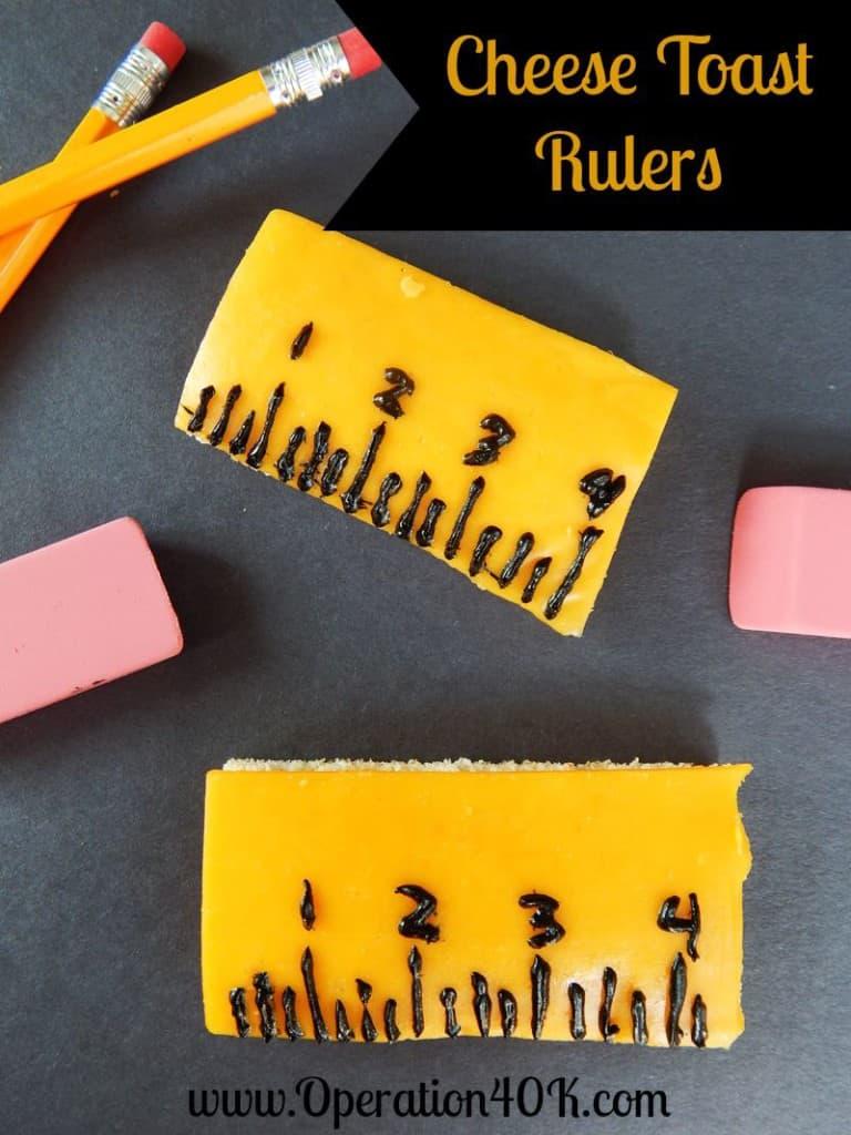 Cheese Toast Rulers