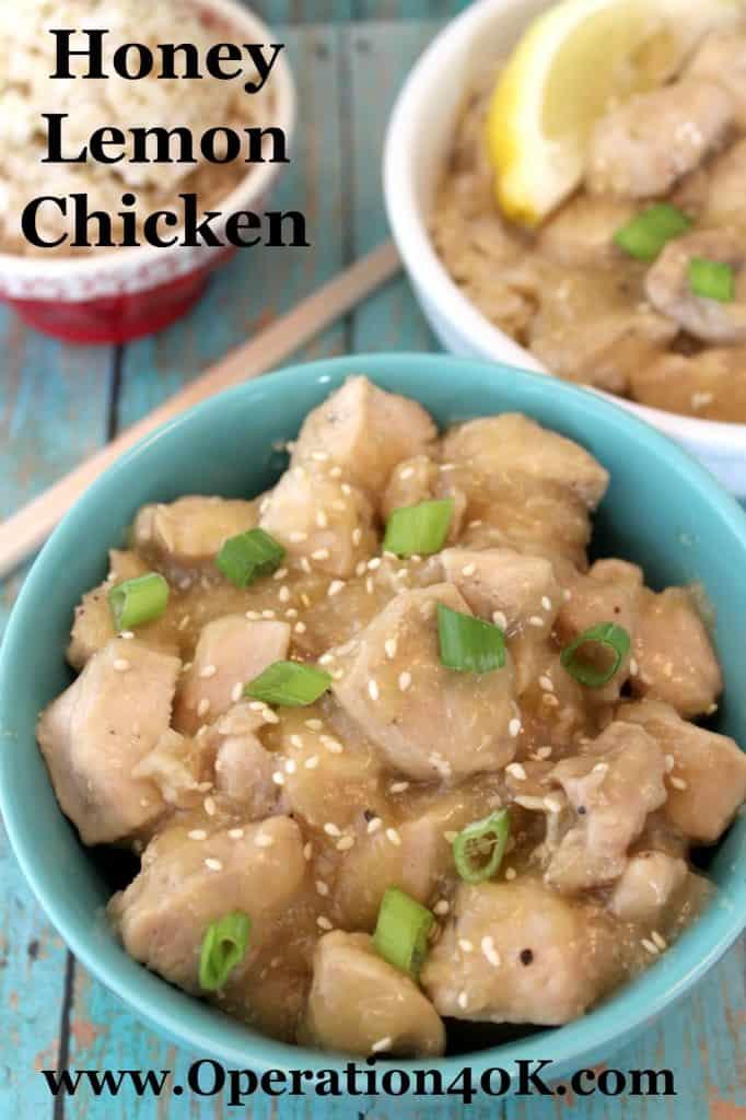Honey Lemon Chicken Final 7