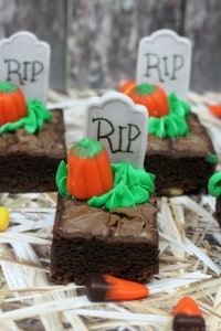 RIP pumpkin brownie 4-3