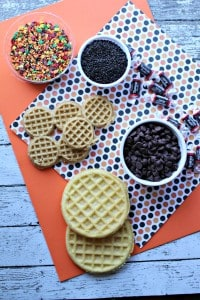 Acorn Waffle Ingredients