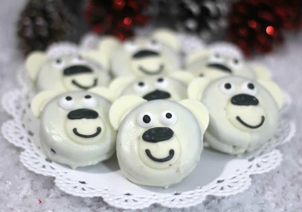 polar bear Oreo 1-2