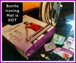 Bonita Ironing Mat