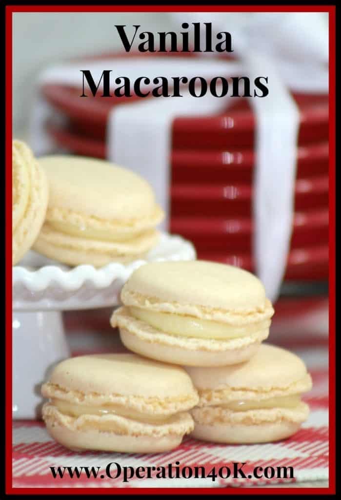 Vanilla Macaron Operation40k