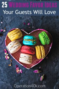 Don't miss our great list of Wedding Favor Ideas that are ideal for your upcoming nuptials! Fun and unique ideas that won't break the bank, but will leave your guests smiling!