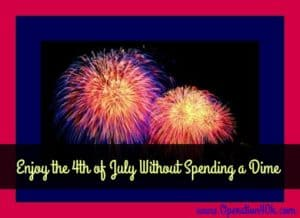 Enjoy the 4th of July Without Spending a Dime Operation40K