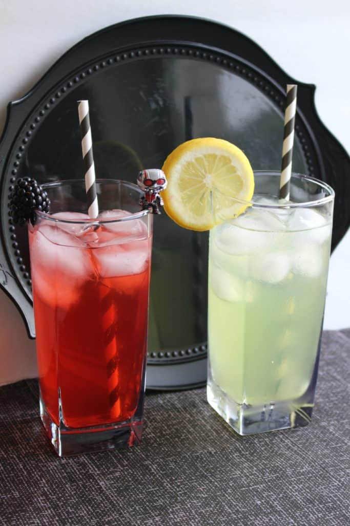Ant-Man and Yellow Jacket Drinks
