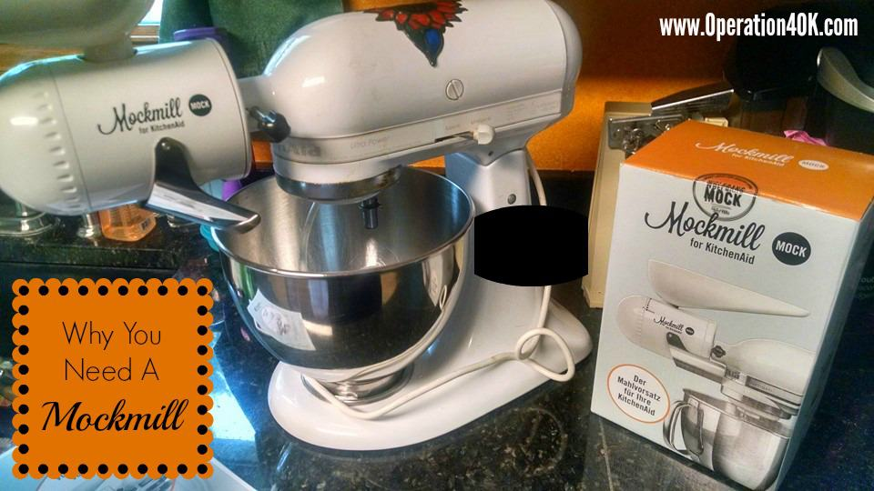 why you need a Mockmill grain grinder