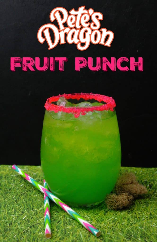 Year Of The Dragon Punch Recipe — Dishmaps