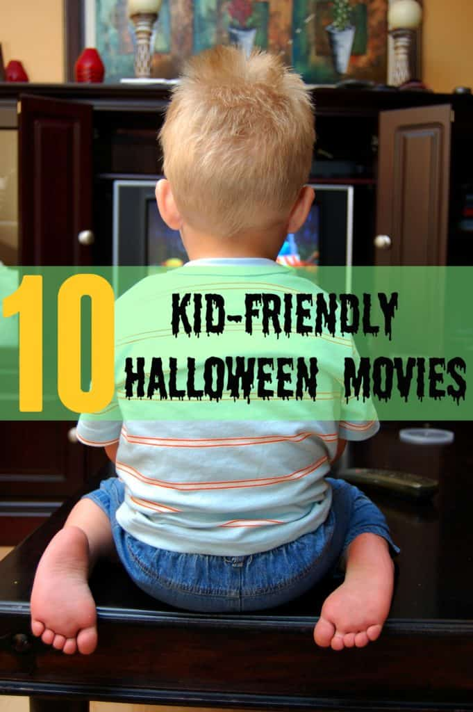 10 Kid-Friendly Halloween Movies to Watch This Halloween