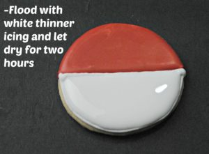 pokemon ball cookie from Operation40k.com