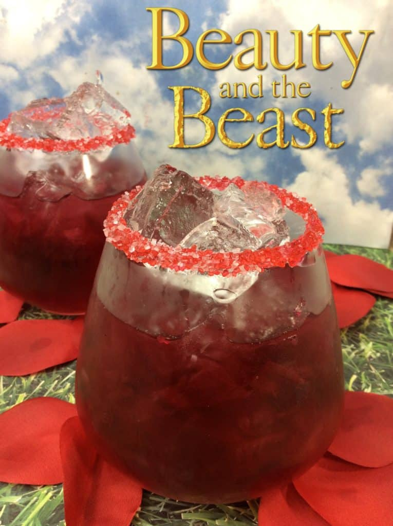 Beauty and The Beast Cocktail