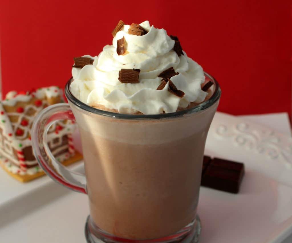 Sinful Serendipity Frozen Hot Chocolate Recipe