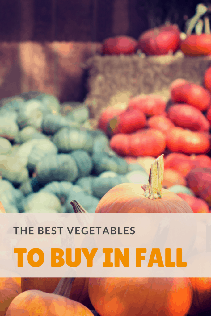 The Best Vegetables to Buy in Fall