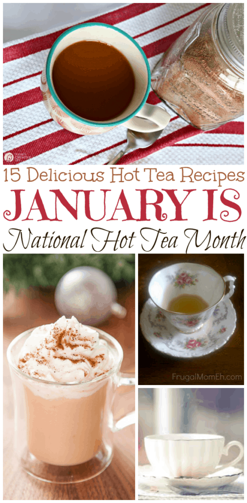 January is national hot tea month by Operation40k.com