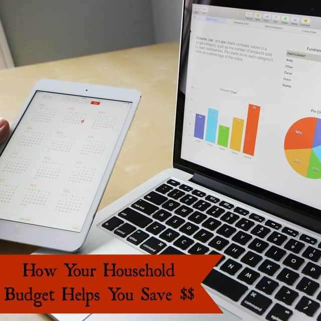 How Your Household Budget Helps You Save Money