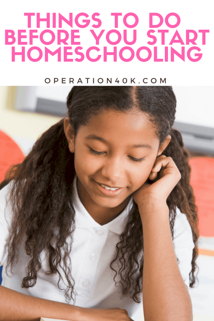 Don't miss out on these Things To Do Before You Start Homeschooling that are a must for keeping in line and on top of needs!