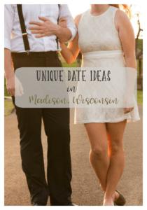 Unique Date Ideas in Madison, Wisconsin