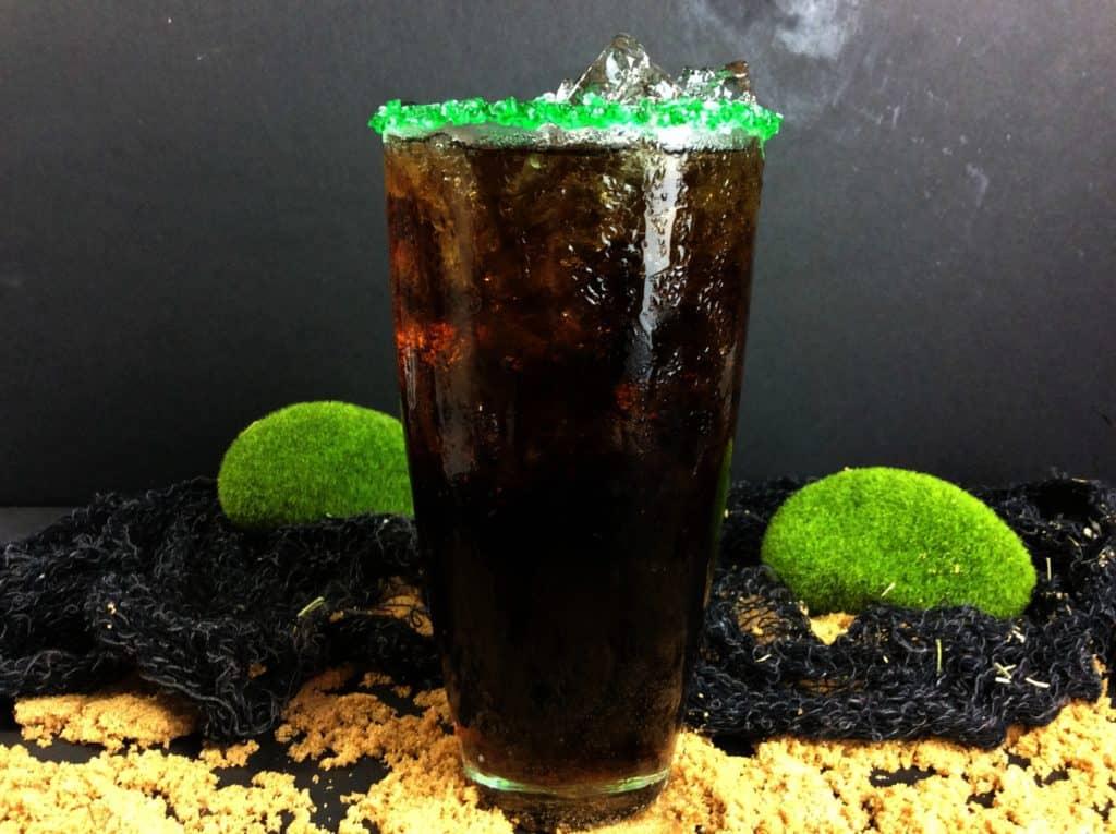 Baby Groot Rootbeer Cocktail Recipe