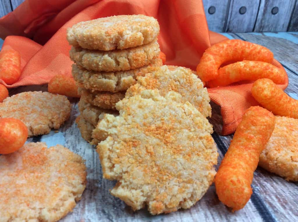The Best Cheesy Cheetos Cookies Recipe