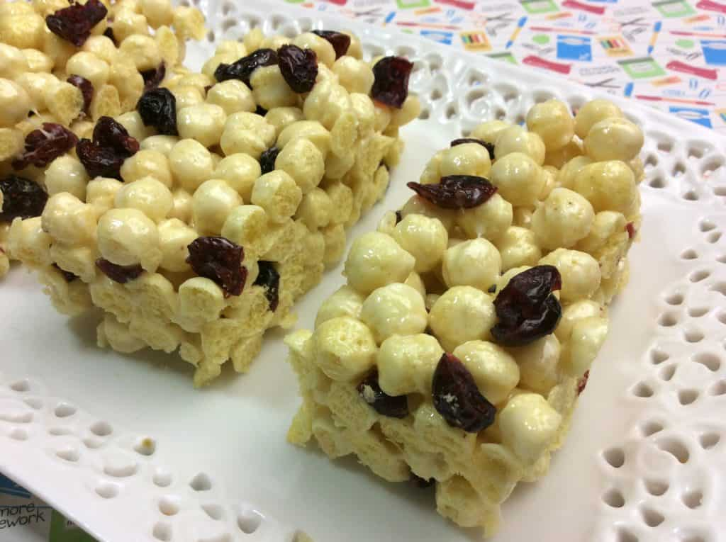 Start the Day with Kix Cereal Bars
