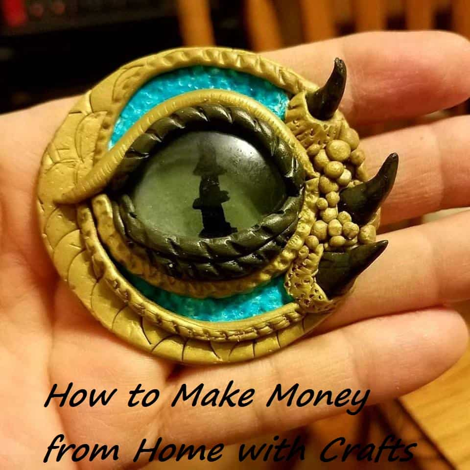 How to Make Money from Home with Crafts