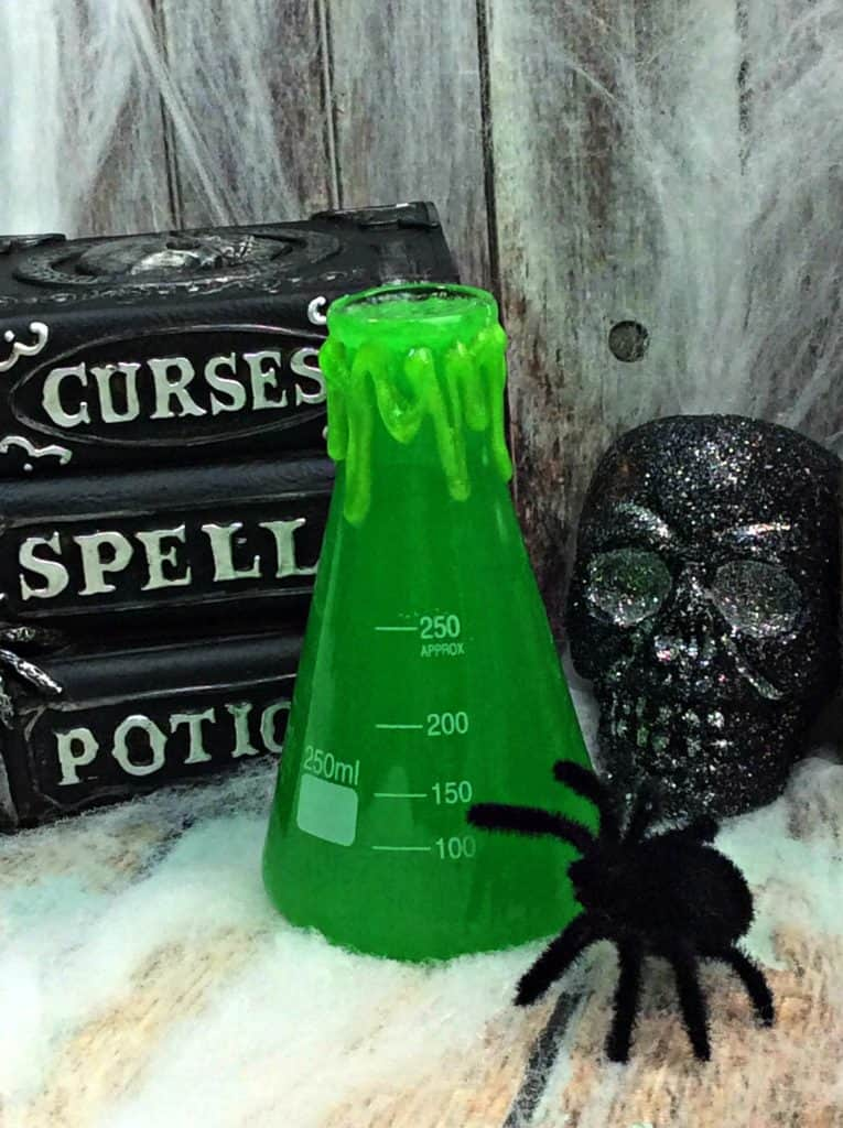 Witches Brew Potion Cocktail