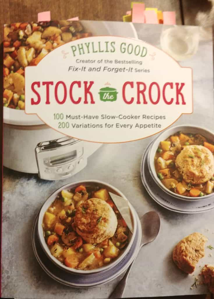 Stock the Crock and Fill the Freezer!