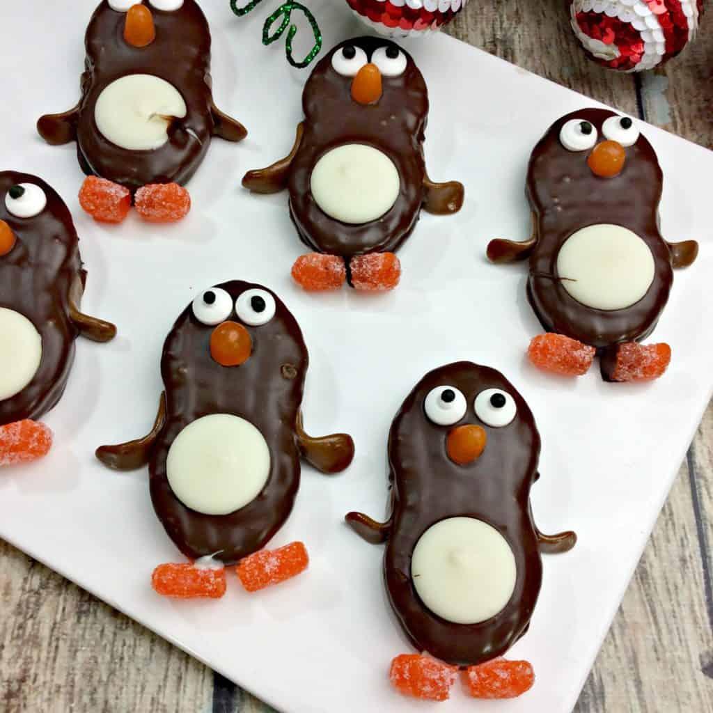 Delightful Nutterbutter Penguin Cookies