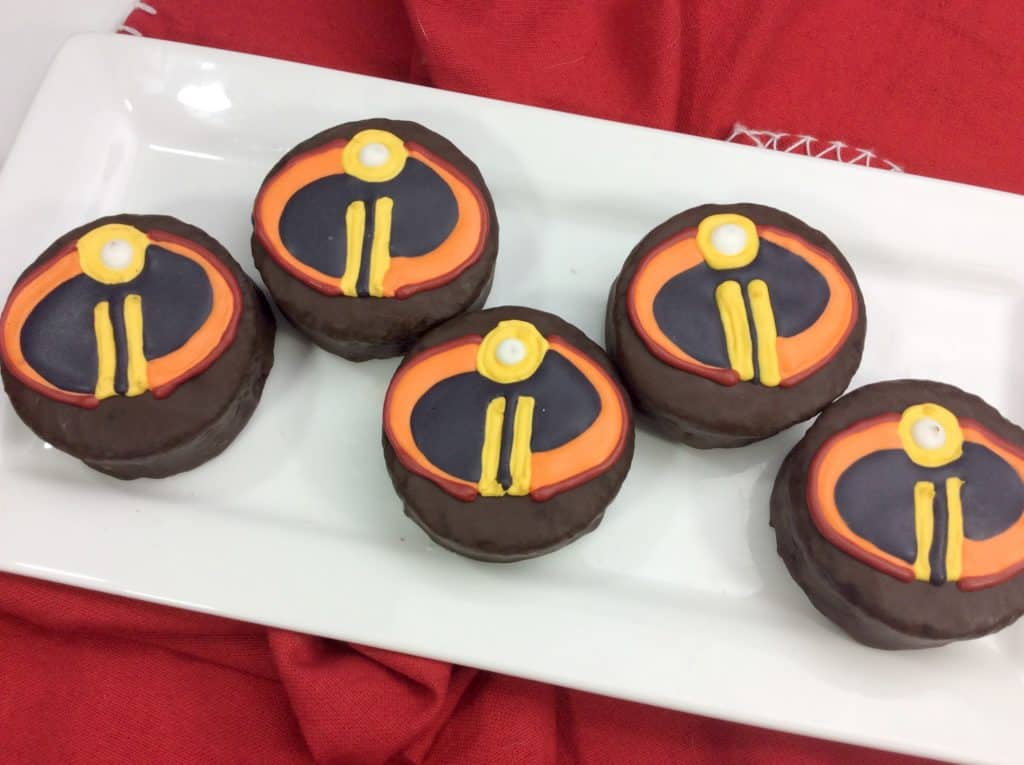 """The """"Incredibles"""" Ding Dong Treats"""