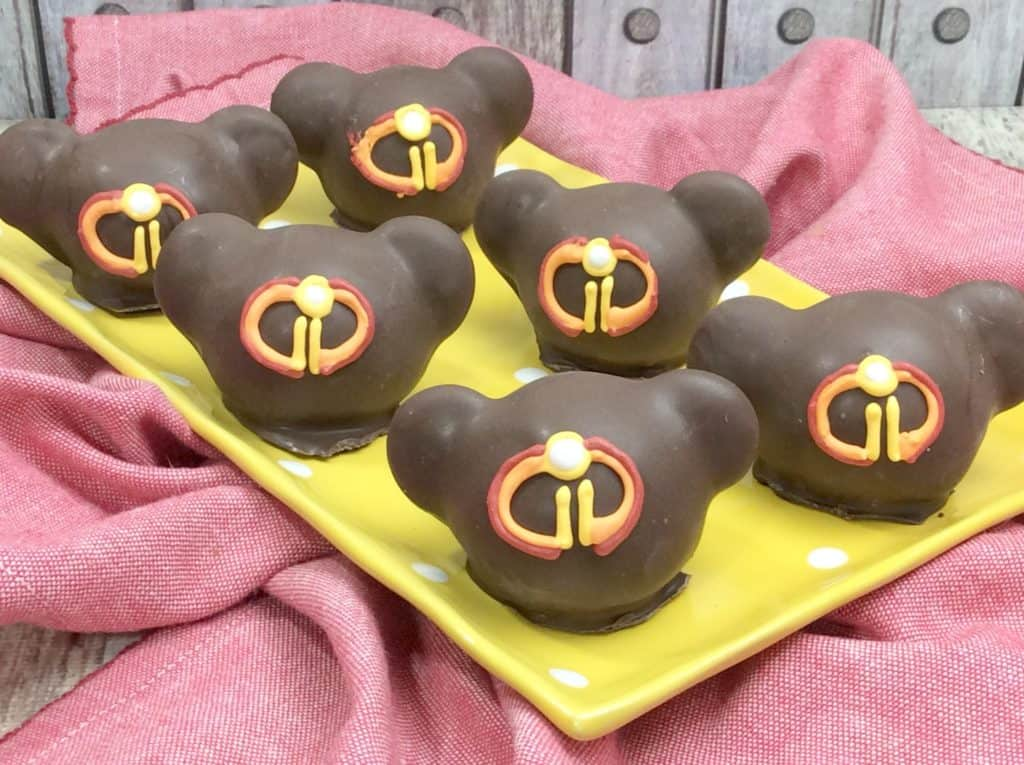 Mickey Mouse Incredibles Treats