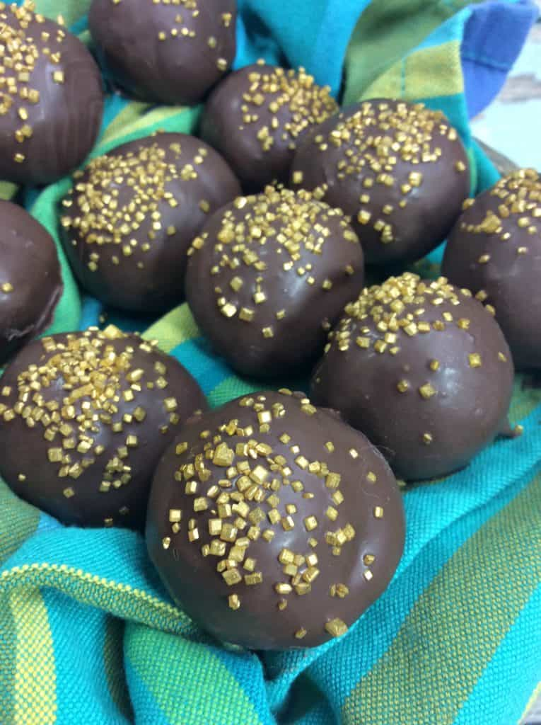 Bailey's Original Irish Cream Truffles