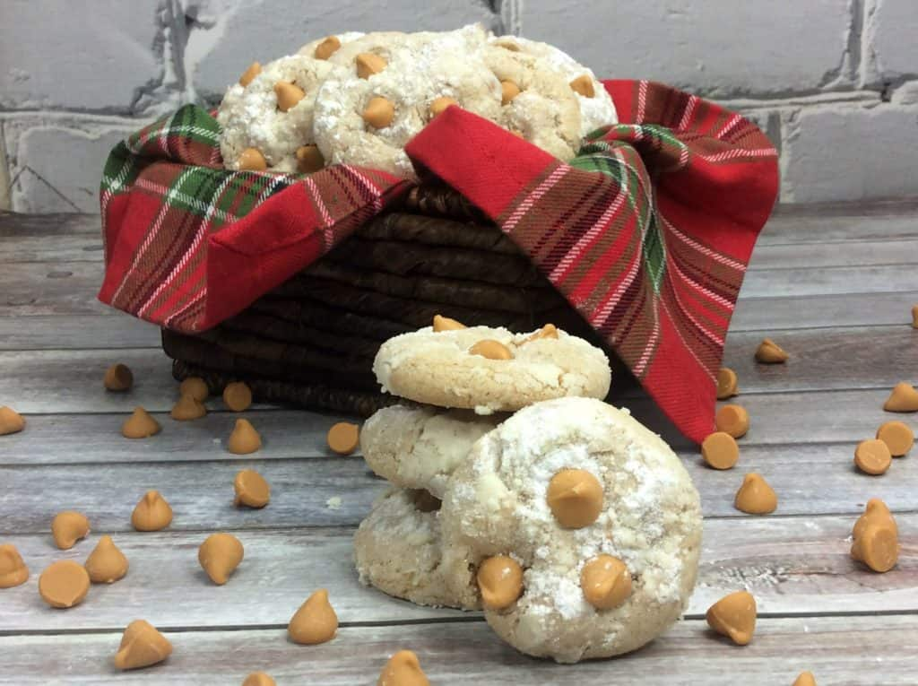 Try Our Butterbeer Spiced Knibble Cookies