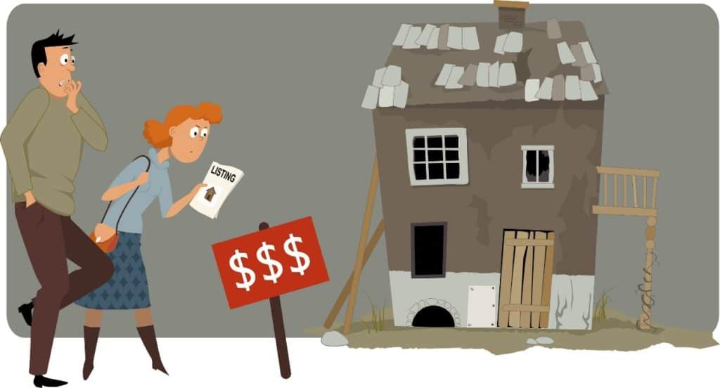 Costs to Anticipate When Flipping a House
