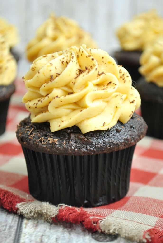 Refresh Yourself with a Pumpkin Mocha Cupcake
