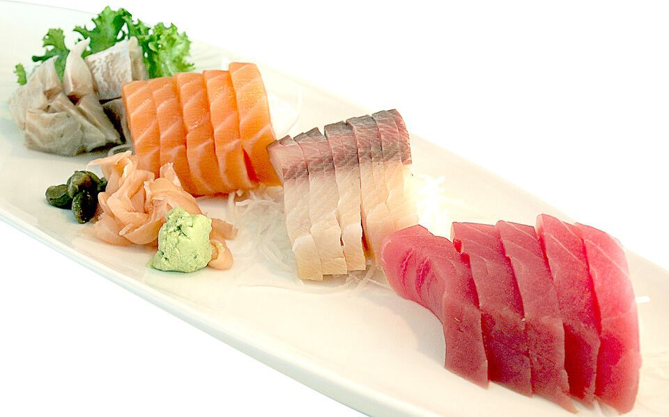 What is the Difference Between Raw Fish and Sushi?