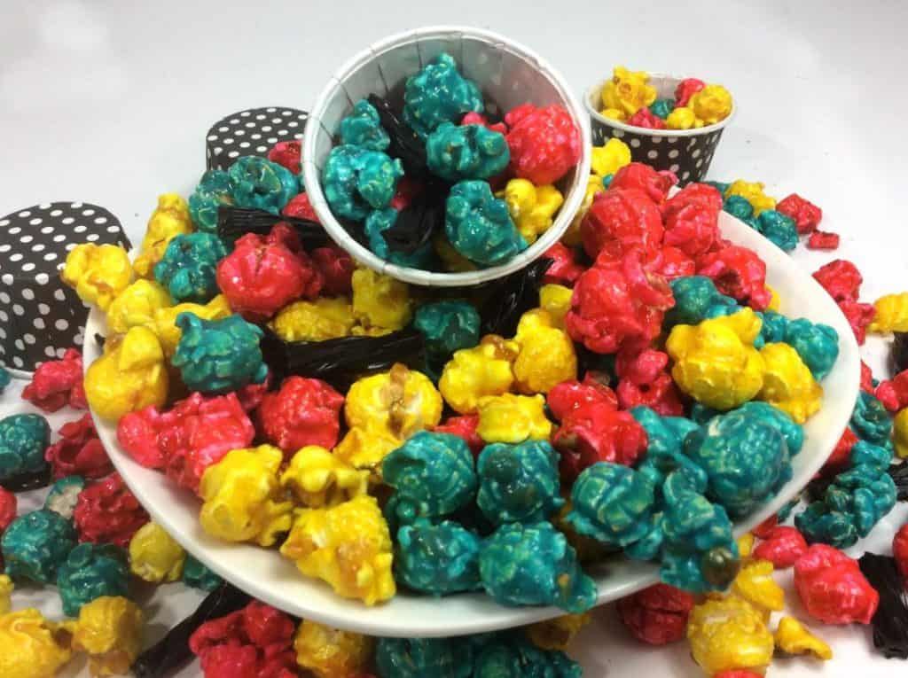 Nightmare Before Christmas Sally Candied Popcorn