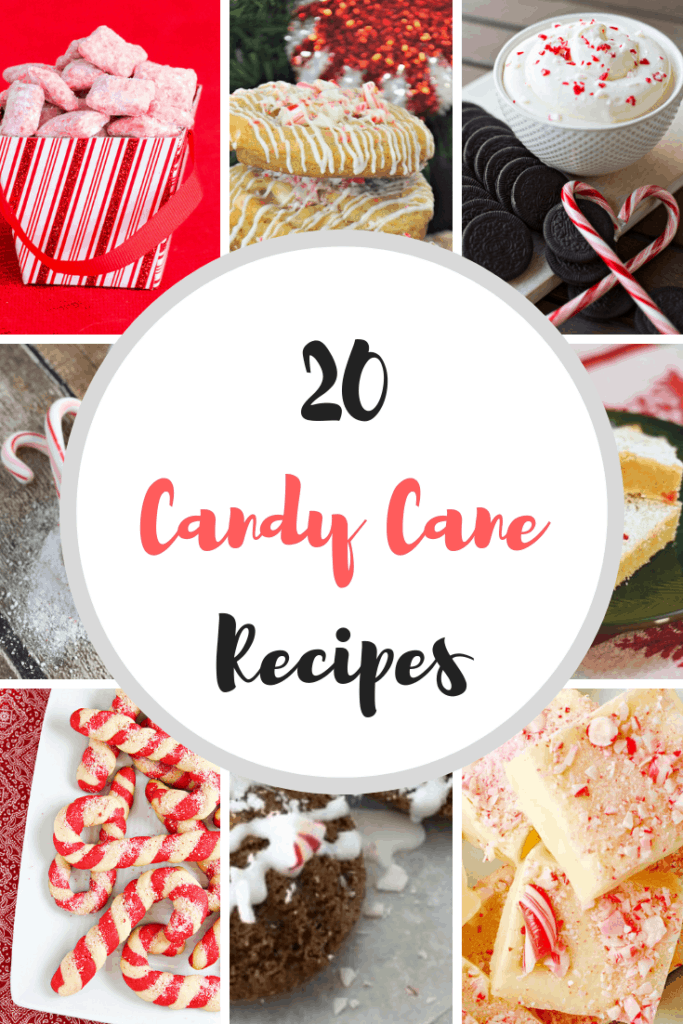 20 Candy Cane Recipes