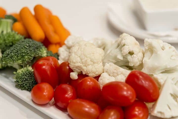 Finger Foods For Kids Lunches