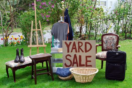 How To Find Yard Sale Deals
