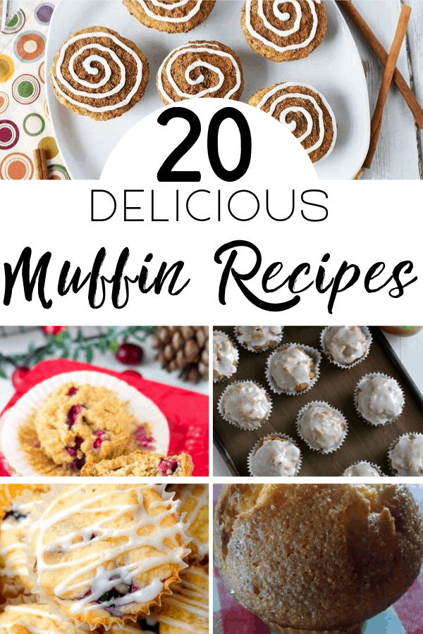 20 Delicious Muffin Recipes to Try